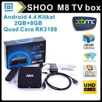 Android Box M8 Quad core- Watch Mayweather Pacquiao fight