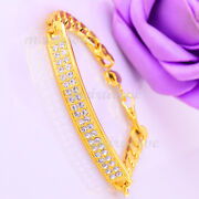 14k White Yellow Gold Bracelet