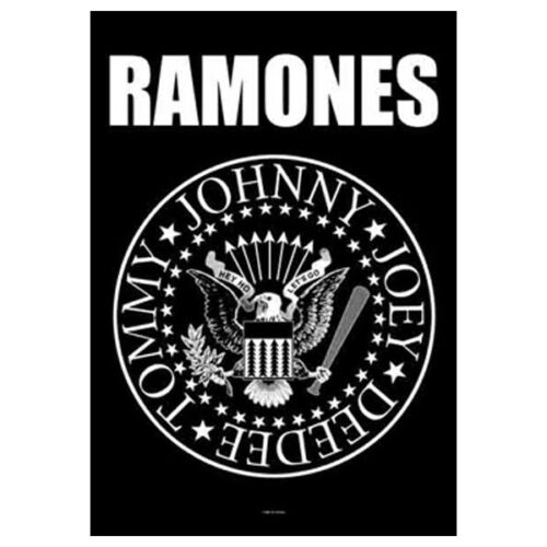 """RAMONES Presidential Seal Tapestry Cloth Poster Flag Wall Banner New 30"""" x 40"""""""