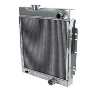 1964-1966 FORD MUSTANG Shelby V8 L6 3 Row Tri Core Radiator