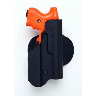 Holster PADDLE für JPX Jet Protector mit TacLight Kydex schwarz HOLSTER ONLY online kaufen