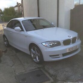 BMW 1 SERIES 2.0 120i Sport 2dr
