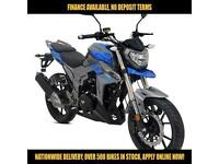 2017 LEXMOTO VIPER EFI 125CC, 0% DEPOSIT FINANCE AVAILABLE