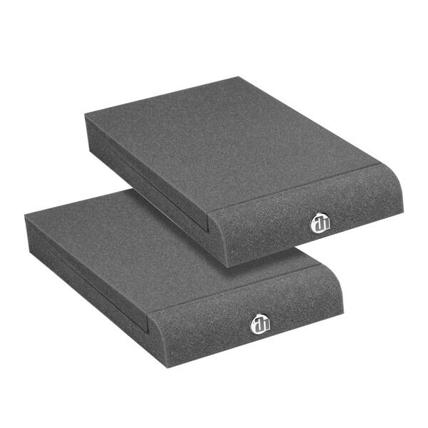 "Adam Hall Monitor Isolation Pads (Pair) for 4-5"" Studio Monitor Speakers"