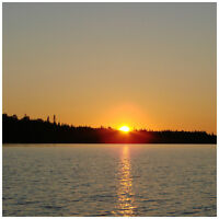 24 Acres with Waterfront in Sunset Country NWO