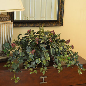 SILK GREENERY-2 LARGE BAGS & 1 BOX-$50.00 for all