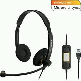 Sennheiser sc60 Lync headset