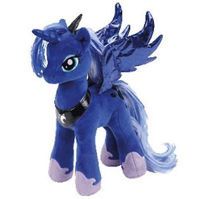 "TY My Little Pony Friendship Magic Princess Luna Stuffed Animal 8""  (NEW)"