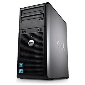 SOLDE: DELL Optiplex 760 Core 2 Duo 3.0Ghz - Mem 4Go - 160Go - Win 7