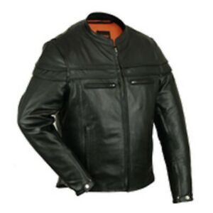 DS701TALL Men's Sporty Scooter Jacket - TALL