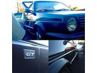 Volkswagen vw GT polish registered lhd lpg converted black 2 door euro spec car