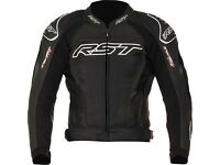 RST Tractech Evo 2 Leather Motorcycle Jacket
