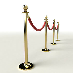 Red Carpet & Gold Stanchion Sale for Special Events Windsor Region Ontario image 2