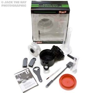 Darkroom 35mm Film Developing Kit. Tank, Negative Clips, Loupe, Thermometer etc