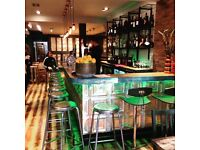 The green room bar & eatery is recruiting a head chef/cook a passion for food essential....