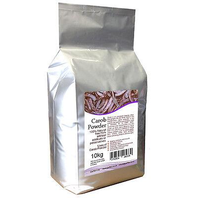 Carob Powder 10kg Natural Chocolate / Cocoa Substitute