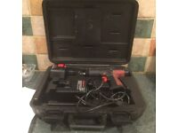 Snap on tools impact gun 12 volt fully working condition