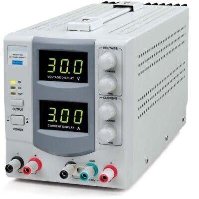Dual Output Dc Power Supply 0-30v 0-5a 5v Fixed 1a