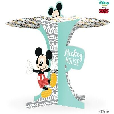 Awesome Mickey Party Cupcake Stand