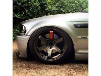 Bola B1 Rota Grid alloys 18x9.5, 5x120, BMW, Gun Metal Grey