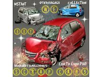 SCRAP CARS WANTED FOR CASH BRADFORD & SURROUNDING