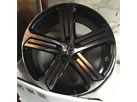"VW vw golf r Cadiz 19"" brand new alloy wheels golf r alloys 5112 vag alloys x4"
