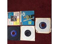 5 original 7inch singles