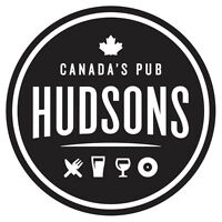 Hudsons South Common is hiring a Dishwasher