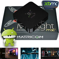 Matricom GBox MX2 - World's Largest Selling Android TV Box XBMC