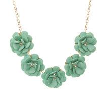 TOPSHOP Gardenia Statement Necklace