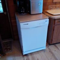 Great condition portable dishwasher for sale