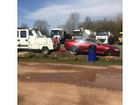 WANTED SCRAP CARS AND VANS ANY CONDITION CASH WAITING