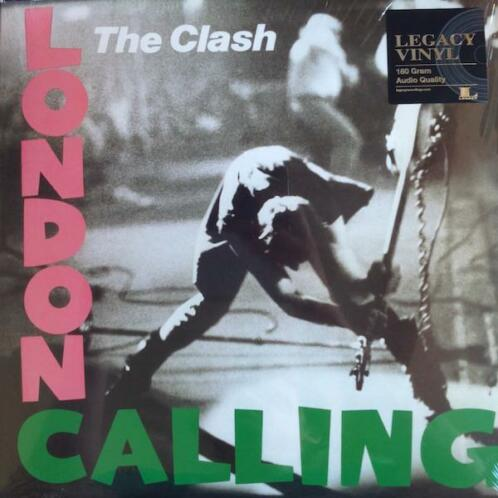 LP nieuw - The Clash - London Calling