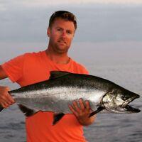 Salmon Fishing in Toronto