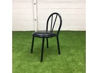 Black Frame Meeting Chair 2 available