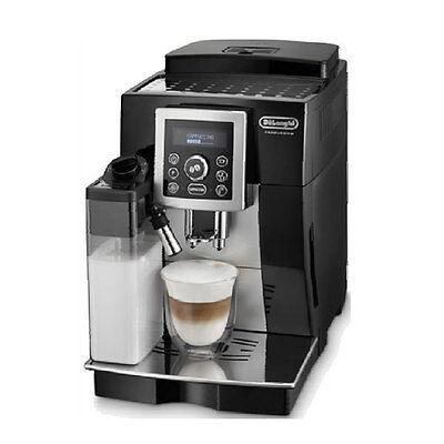 DeLonghi ECAM 23.463.B Kaffeevollautomat schwarz/silber