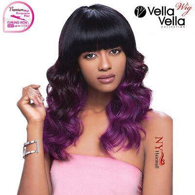 Sensual Vella Vella Synthetic Full Wig - TAYLOR - Taylor Wig
