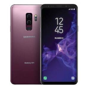 Unlocked Samsung S9 Plus Lilac For Trade