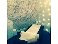 NEW MASSAGE ROOM...