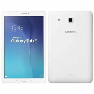 Like New Samsung Galaxy Tab E Tablet Lite and Charger