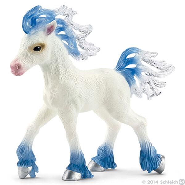 NEW SCHLEICH Bayala 70488 Xalimbo Horse Foal - Ice Fairies Fairy Elf Fantasy