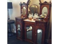 Stunning small antique dressers sideboard