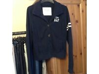 Abercrombie & Fitch navy jacket M