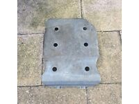 Land Rover discovery 1 tank guard