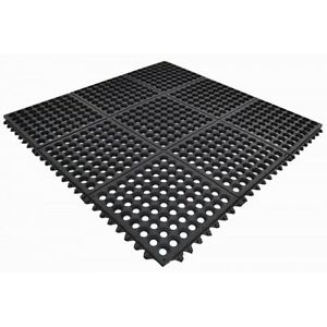 TAPIS PROTECTEUR INTERLOCKING PROTECTOR FLOOR MAT TILES
