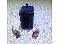 Lego - mini tardis