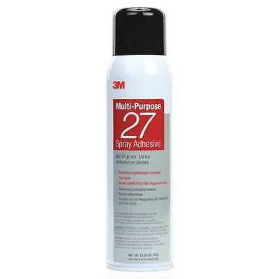 3m 27 Spray Adhesive Multipurpose 20 Oz.