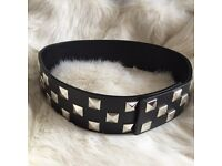 ASOS Studded Belt Sex and the City Carrie style Size S-M RRP £30
