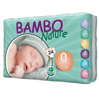 Natural Eco-friendly Baby diapers
