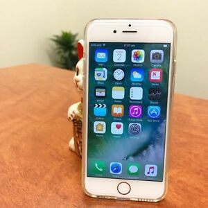 Pre owned iPhone 6 gold 64G UNLOCKED with accessories AU MODEL Calamvale Brisbane South West Preview